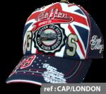 ref : CAP/LONDON