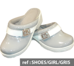 ref : SHOES/GIRL/GRIS